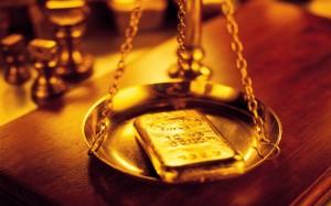 falling gold price